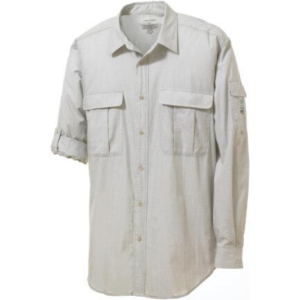 men's insect repellent shirt