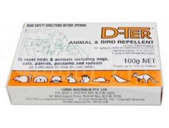 D-Ter Animal & Bird Repellent