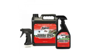 amgrow patrol barrier spray