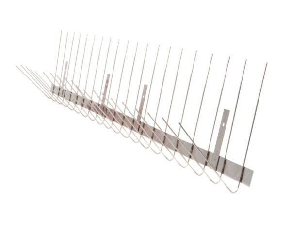 Gutter Bird Spikes - Stainless Steel