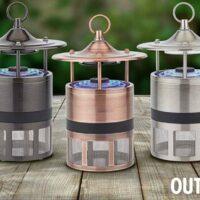 Mozzie Free Premium Mosquito Trap - Tungsten