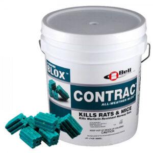 Contrac Blox Rodent Poison Bait