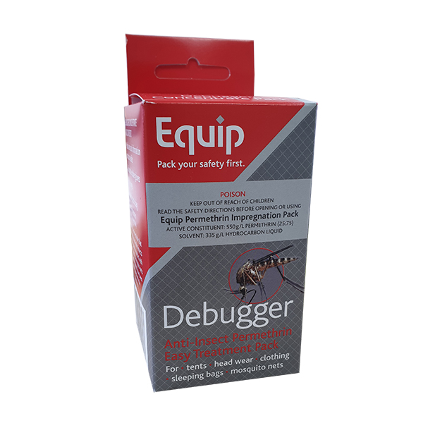 Debugger Anti-Insect Permethrin