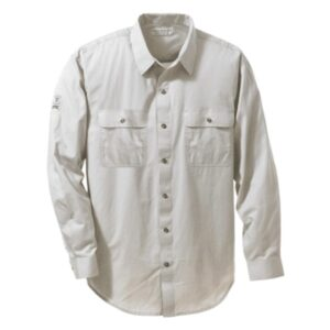 Men insect repellent shirt