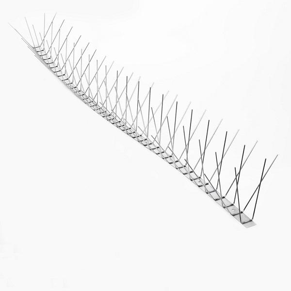 Stainless Steel Bird Spikes Sideways
