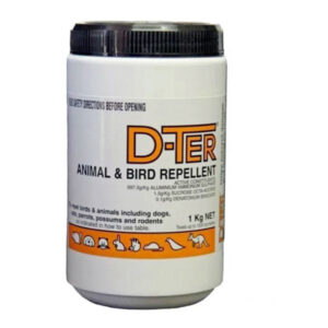 D-ter animal and bird repellent 1kg