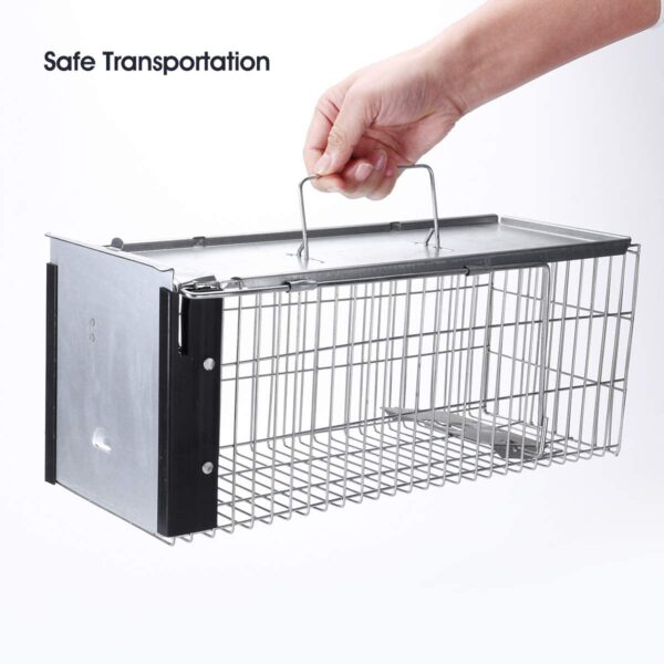 Commercial Rodent Trap Handle